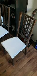 4 stühle für esszimmer küche etc ikea
