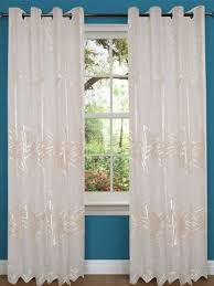 Chiffon Curtains Online India by Buy Homelife Sheer Dragon Fancy Door Curtain 7ft Gold Online At