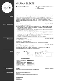 Resume Examples By Real People: Business Administrator ... Business Administration Manager Resume Templates At Hrm Sampleive Newives In For Of Skills Ojtve Sample Objectives Ojt Student Front Desk Cover Letter Example Tips Genius Samples Velvet Jobs The Real Reason Behind Realty Executives Mi Invoice And It Template Word Professional Secretary Complete Guide 20 Examples Hairstyles Master Small Owner 12 Pdf 2019