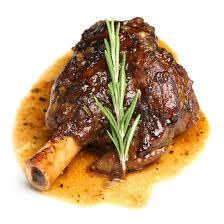 recette souris d agneau confite