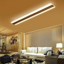 moderne minimalismus hohe helligkeit led decke le beleuchtung wohnzimmer schlafzimmer kronleuchter rechteckigen decke len