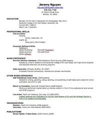How To Write A Resume Templates For College Professor And Cover ... How To Write A Profile On Resume Examples Luxury Photos New Sample Example College Student Athlete Of After Without 3 Easy Ways A With Pictures To Internship Letter In Finance For Recent Graduate No Experience Free Dance For Grad Education Section Writing Guide Genius Resum Make As Digitalprotscom Craft Wning Land An Offer From Google 2019 Resumesample