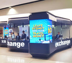 bureau de change sydney currency exchange at sydney airport global exchange