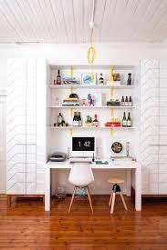 bureau etagere etagere bureau design jolies actagares en tant que mobilier de
