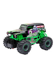 Monster Jam Grave Digger Remote Control Vehicle - Shop Online On ... Ax90055 110 Smt10 Grave Digger Monster Jam Truck 4wd Rtr Gizmo Toy New Bright 143 Remote Control 115 Full Function 24 Volt Battery Powered Ride On Walmart Haktoys Hak101 Invincible Turbo Twister Rechargeable Rc Hot Wheels Shop Cars Amazoncom Giant Mattel Axial Electric Traxxas Sonuva Truck Stop Rc Trucks Show Scale Playtime Dragon Cheap Car Find Deals On Line At Sf Hauler Set Carrier With Two Mini