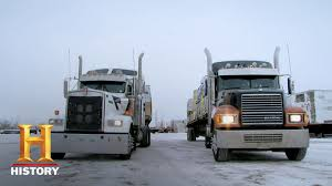 Ice Road Truckers: Road Rivals (Season 10) | History – Trucker Life TV Ice Road Truckers To Haul Freight Churchill Winnipeg Free Press Road Trucking Legend Celbridge Cabs Redi Services Heavy Haul Down An Ice In Bethel Alaska Random Currents On Thick Inside The Real World Of Trucking Truckers Joing Forces Season 10 History Youtube Airmen On Caribou Hunting Trip Save Trucker Torch Sunday I80 Wyoming Pt 1 Ice Road Truckers History Tv18 Official Site Pennysaver Soft Serve Cream And Hawaiian Truck