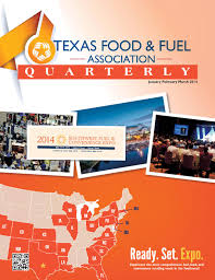Gilbarco Veeder Root Help Desk by Texas Food And Fuel Association Quarterly January February March