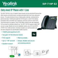 Yealink T19P E2 VoIP Phone With 1 Line, PoE Support, Dual 10/100 ... Compare Prices On Internet Sip Phone Online Shoppingbuy Low Cisco Cp7975g 8 Button Line Voip Color Lcd Touch Screen Faulttolerant Office Telephone Network Sip Through Iopower Wifi Vandal Resistant Prison Telephonessvoip With Volume Barrier Phones Voip Phone Also For Gates Homepage Alcatelphones Pap2t Adapter With Two Voice Ports Analog Voipdistri Shop Yealink Sipw56p Ip Dect Cordless Siemens C460ip Dect Converting Cp7960g To Part 1 Youtube Amazoncom Obihai Obi1032 Power Supply Up 12