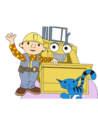 Bob The Builder 8 Coloring Pages