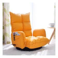 Amazon.com: HongTeng Lounge Chair Lazy Couch Bean Bag Tatami ...