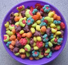 Remember When Trix Cereal Was Fruit Shaped