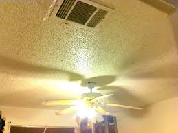 scraping popcorn ceilings without water home design ideas