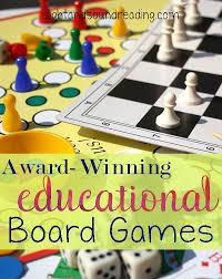 Best Educational Board Games