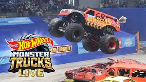 100 Monster Trucks Cleveland Hot Wheels Live Jackson MS YouTube