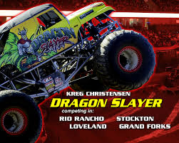 Kreg Christensen And DRAGON SLAYER To Compete In Select TMT Events ... Monster Truck Model Ebay 2013 Nj Beach Nationals In Wildwood Adventure Wheels Snakebite Motorized 4x4 Lights Driver Larry Swim Drives Snakebite Wearing Hans Buy V Thunder Pickup Big Remote Control Rc 114 Scale Size Monster Truck Bodies And Paint Job Suggestion Thread Beamng Trucks Help Put The Wild Philly Bloomsburg Trucks Racing 2016 Bigfoot Snake Bite Vs Xdp Decatur17poster Checkered Flag Promotions Jurrasic_attackjpg News Ppg The Official Paint Of Team Bigfoot 44 Inc Grave Digger Remote Control Uvanus