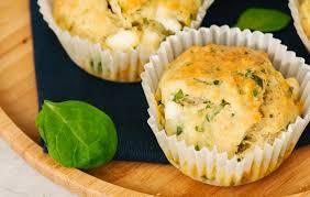 herzhafte muffins mit feta