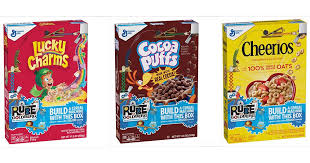 Forget The Toy IN Cereal Box These Special Edition Boxes BECOME