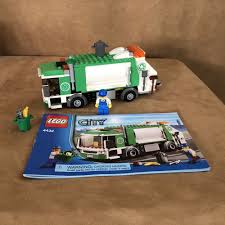 4432 Lego Garbage Truck Complete City Instructions Town Green ... Lego City 4432 Garbage Truck In Royal Wootton Bassett Wiltshire City 30313 Polybag Minifigure Gotminifigures Garbage Truck From Conradcom Toy Story 7599 Getaway Matnito Detoyz Shop 2015 Lego 60073 Service Ebay Set 60118 Juniors 7998 Heavy Hauler Double Dump 2007 Youtube Juniors Easy To Built 10680 Aquarius Age Sagl Recycling Online For Toys New Zealand