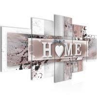 home herz bild 200x100 cm fotografie auf vlies leinwandbild dekoration wandbilder modern kunstdruck mehrteilig 504551b