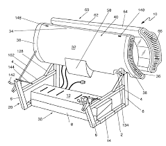 Sunquest Tanning Bed Bulbs by Patent Us6802854 Modular Knock Down Tanning Bed Google Patents