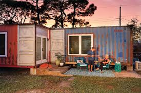 104 Container Homes Peek Inside The First Shipping Home In Sarasota County Sarasota Magazine