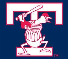 Toledo Mud Hens Cap Logo On Chris Creamers Sports Logos Page