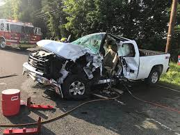 100 Truck Caps Maryland Six People Injured In QAs Crash Near Chestertown Spotlight