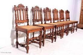 details zu selten set 6 antike gründerzeit stühlen salonstühle tafelstühle esszimmerstühle