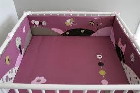 comment mettre un tour de lit bebe tour de parc pour oh zut