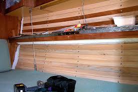Installing Carpet In A Boat by Capt U0027n Pauley U0027s Virtual Boat Yard Projects Galore
