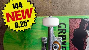 NEW 144 Independent Trucks: Product Feature | 8.25