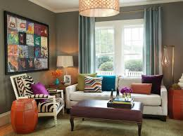 living room handsome colorful living room decorating design using