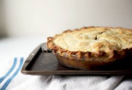 Keeping Pumpkin Pie Crust Getting Soggy by Almond Apple Pie