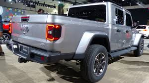 Here's A Close Look At Some Of The 2020 Jeep Gladiator's Mechanical Bits