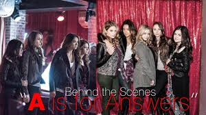 Pretty Little Liars 2014 Special by Pretty Little Liars Behind The Scenes Of The Season 4 Finale
