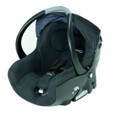 siege coque bébé bébé confort siège coque creatis fix groupe 0 total black ii
