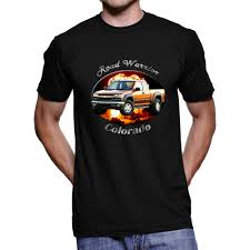 Chevy Colorado Road Warrior Men`s Dark T-Shirt - Best Truck Shirts Ipdent Truck Co Raglan Tshirt White Green At Skate Pharm Big Trouble Trucking Truck Tshirt For Trucker Trucker Tee Shirts Camel Towing T Shirt Men Funny Tow Gift Idea College Party Monster Thrdown Tour Store 196066 Chevy Gmc Classic Lowered Pickup C10 C20 Cheyenne Dump Applique Short Sleeve Shirts Boys Kids Allman Brothers Peach Mens Tshirt Next Tshirts Three Pack 3mths Buy Tee Who Love Retro Mini Scene 2nd Gen Special Low Label Trust Me Im A Tow Dispatcher T Shirts Hirts Shirt