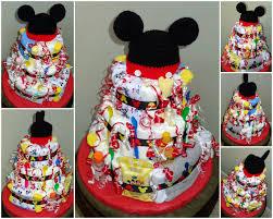 DIY for Mommies Diaper Cake