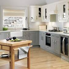 white kitchen units grey walls inspirations and wall colors with
