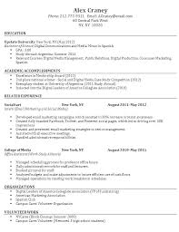 Pdf Resume Samples Easy Sample For Fresh Graduate