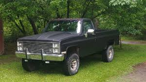 100 Tim Riggins Truck This Is My 1986 Chevy Silverado Named Her Rosanna S
