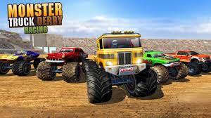 100 Monster Trucks Crashing Truck Derby Crash Stunts 105 APK Download For Android