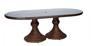 Buy Outdoor Oval Dining Tables line Aminis