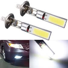Tizio Lamp Led Bulb by 2pcs H1 Hid White 6000k Cob Led 1000lm Drl Head Driving Fog Beam