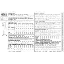 Amazoncom Simplicity Pattern 8334 K5 Misses Knit Dress By Mimi G