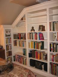 Mike Topic Fine Woodworking Bookshelves