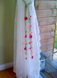 White Antler Curtain Tie Back by 64 Diy Curtain Tie Backs Guide Patterns