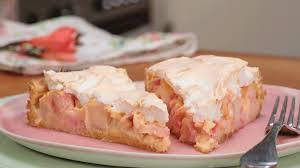 schneller rhabarberkuchen living at home