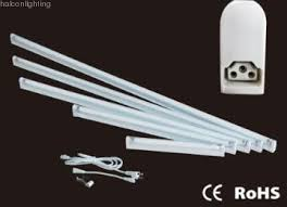 hg106 china t5 cabinet fluorescent light fixture parts with
