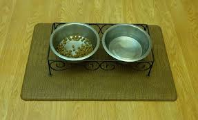 Pet Placemat Dog Food Mat